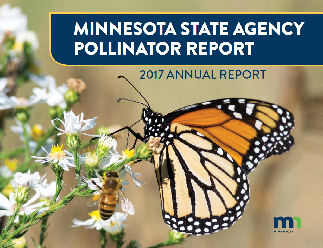 Minnesota State Agency Pollinator Report 2017