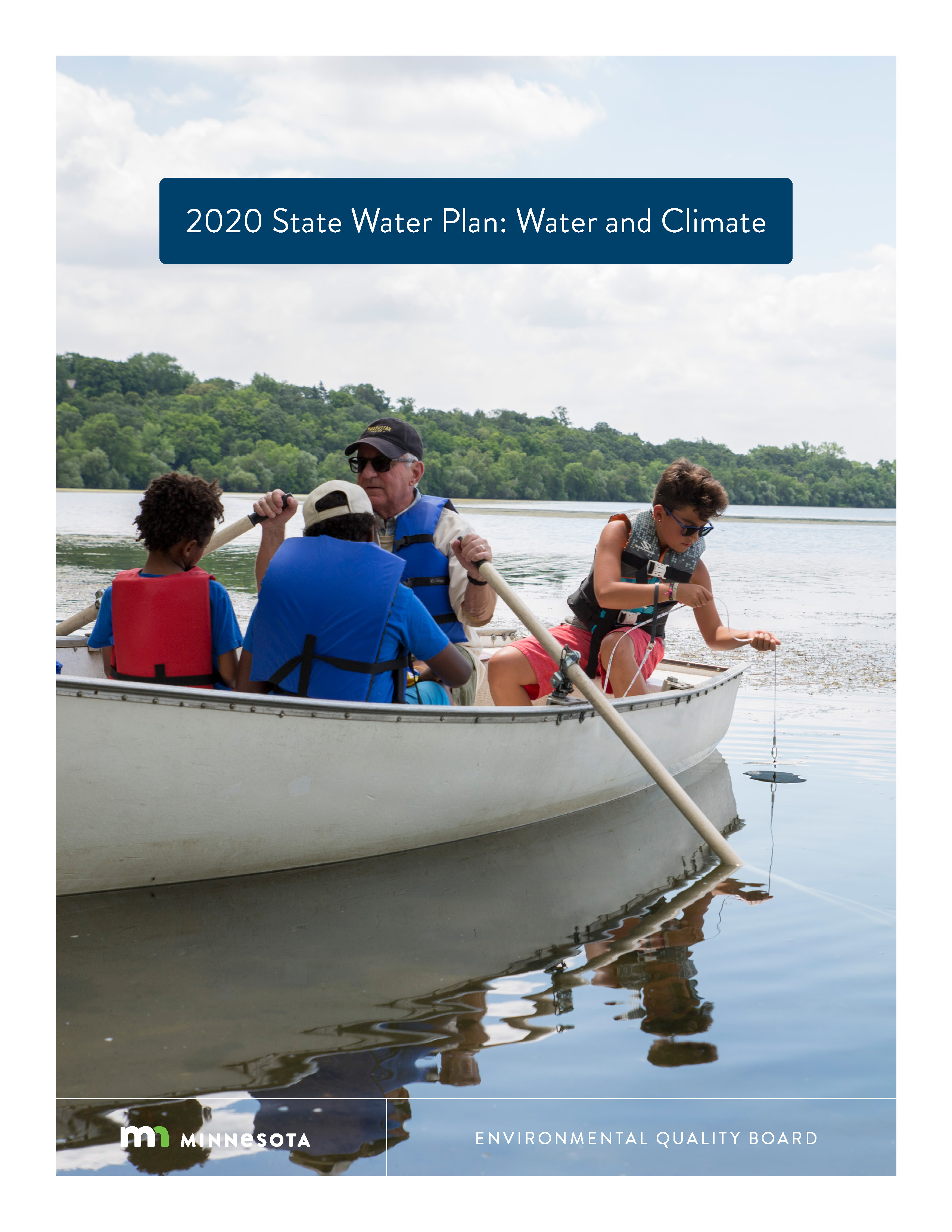 Water Plan Cover