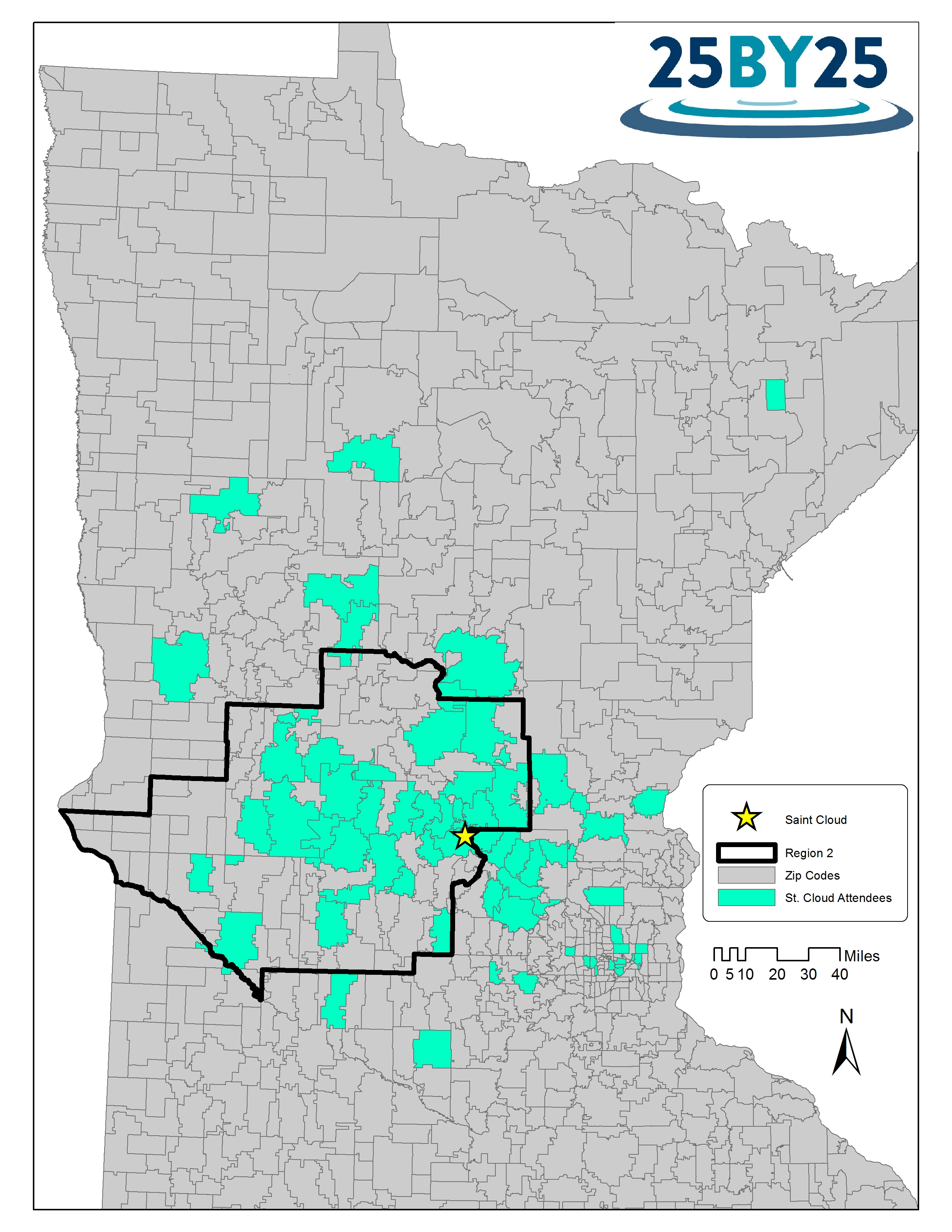 St Cloud Zip Code Map.St Cloud Wednesday September 6 2017 Minnesota Environmental